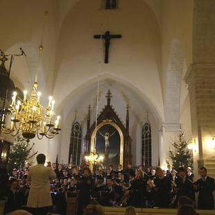 Kirikupühad Maarjamaal
