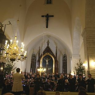 "Christmas Music Festival ""Church Holidays in the Land of Mary"""