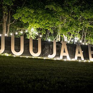 Muhu tulevikumuusika festival ''Juu Jääb''