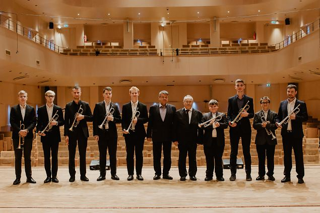 International festival and contest ''Trumpet talent''