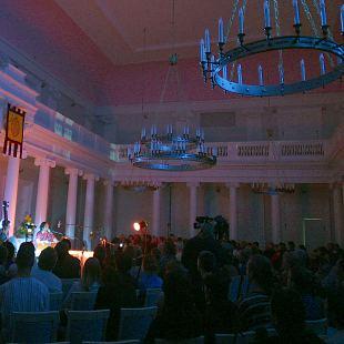 Tartu international early music festival Orient et occident